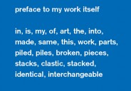 David Ebony— When I was in college in the mid-1970s, Carl Andre was god. For those of us striving to be serious artists, writers, and art historians, Andre was the […]