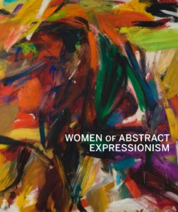 Podcast interview with Joan Marter, editor of Women of Abstract Expressionism
